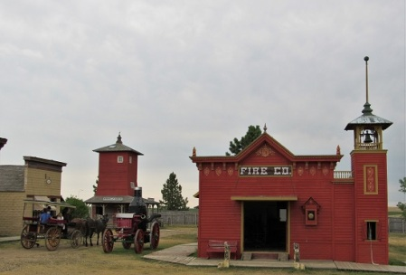 1880 Town Fire Hall