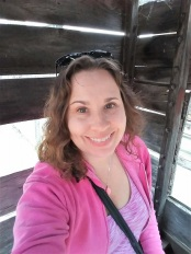 Me in the Wells Fargo Stagecoach