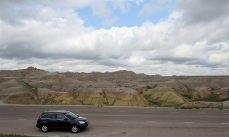 Badlands-Car-View