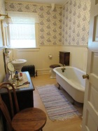 The Booth home bathroom