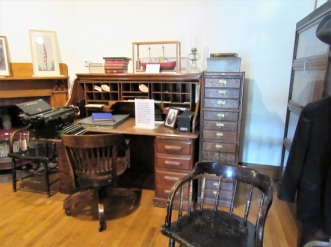 D.C. Booth's office