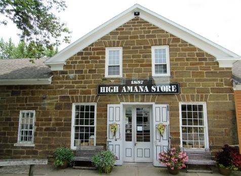The High Amana Store