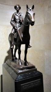 Lincolns-Tomb-Statue