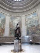 Clark-Memorial-Statue
