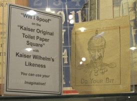 Spoof toilet paper isn't a new invention!