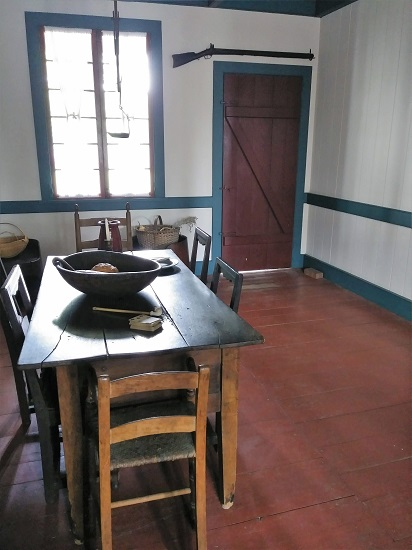 Old French House Kitchen