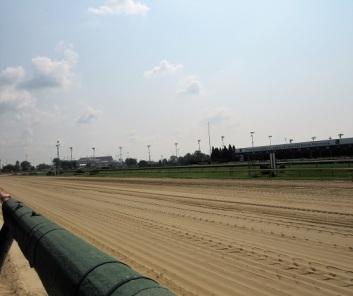 Churchill Downs track