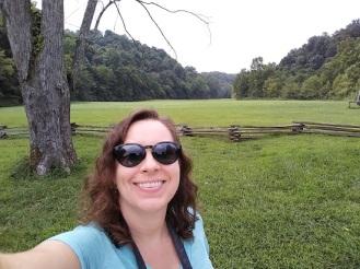 Me at Knob Creek