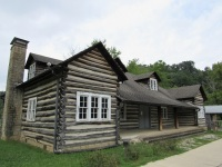 The Knob Creek Visitor's Center