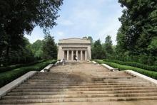 The Memorial's 56 Steps