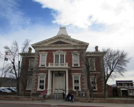 Cochise County Courthouse, now the Tombstone State Historic Park