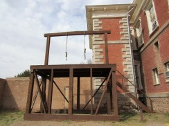 The Tombstone gallows