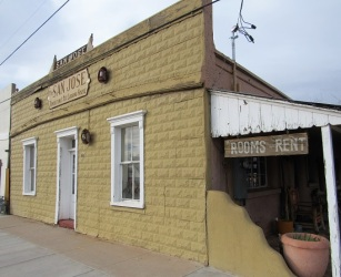 Tombstone's 1st Lodging House