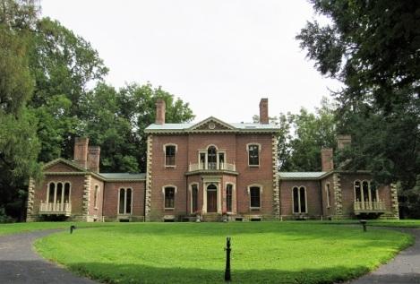 Ashland - Federal Style - Built 1809 - Rebuilt 1852