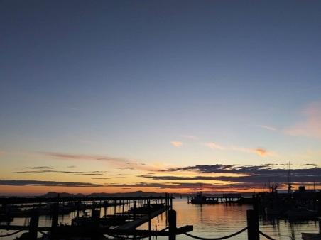 Astoria-WA-sunset