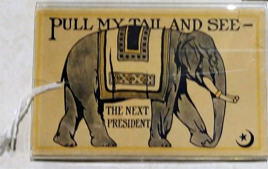 Campaign Memorabilia