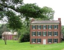 Hale House - built circa 1825