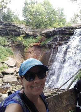 CVNP-Me-Brandywine-Falls