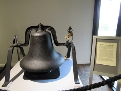 The Mineral Point church bell