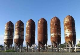 Digester tanks
