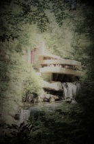 Fallingwater Filtered