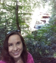 Me with Fallingwater