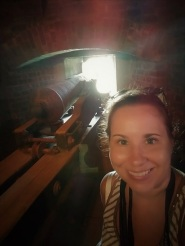 Cannon in the Guardhouse