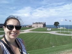 Me with the French Castle