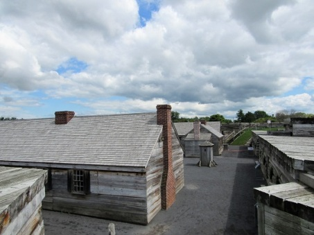 Fort-Stanwix-Cabins