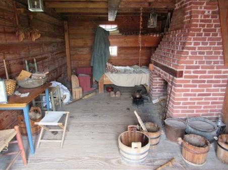 Fort-Stanwix-Interior-Quarters