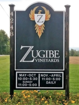 Zugibe-Sign