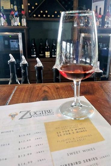 Zugibe-Wines