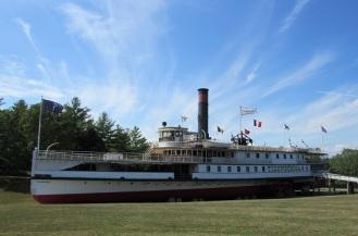 The Steamship Ticonderoga