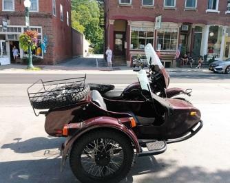 Woodstock-Sidecar