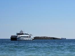 Acadia-Ferry