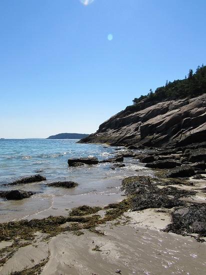 Acadia-Sand-Beach