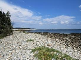 Acadia-Seawall