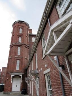 Lowell-Boott-Mills-Door