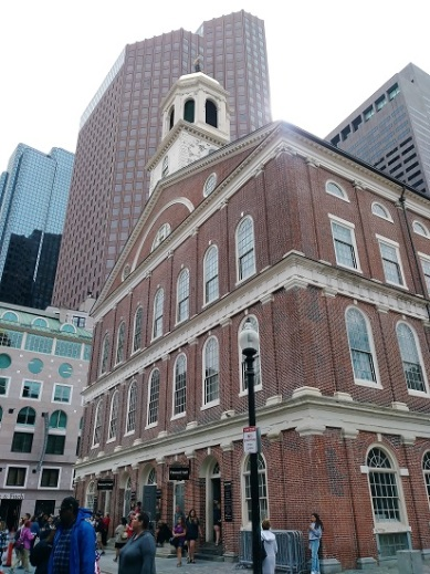 Boston-Faneuil Hall