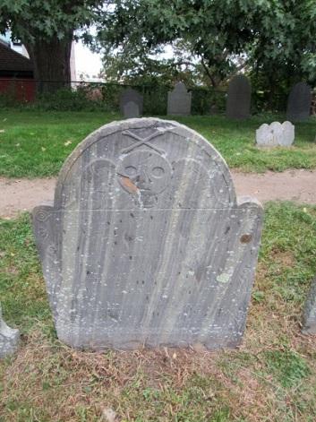 Salem-Gravestone