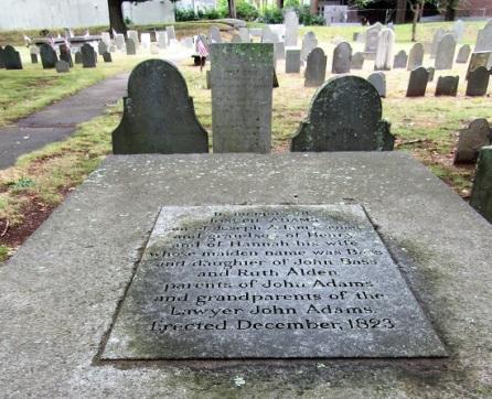 Adams-Grandfather-Grave