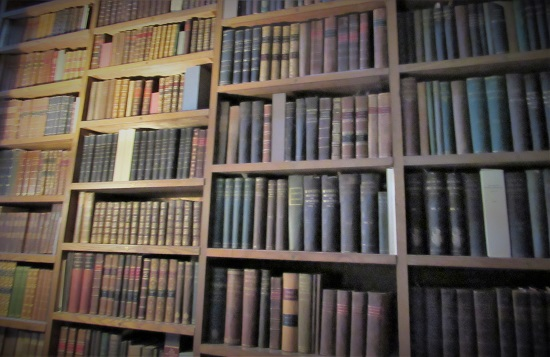 Peace-field-Stone-Library-Books