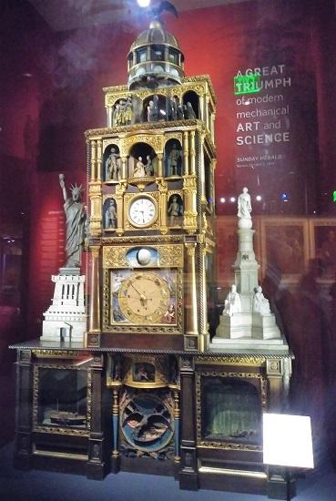 Museum-US-History-Clock
