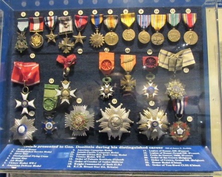 Smithsonian-Air-Space-Doolittle-Medals